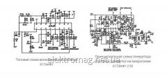 Микросхема К174АФ1А — формирователь импульсов