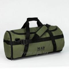 Спортивная зеленая сумка MAD M-37(green)