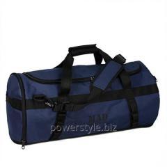 Спортивная синяя сумка MAD M-37(Blue)