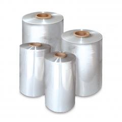 Пленки полиэтиленовая упаковочная термоусадочная