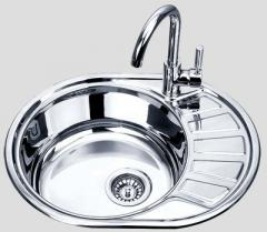Sink kitchen Sofia from Sofia D 5745 P stainless