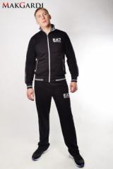 Sports suit man's