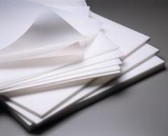 Ftoroplast sheet 1 * 1000*1000 mm