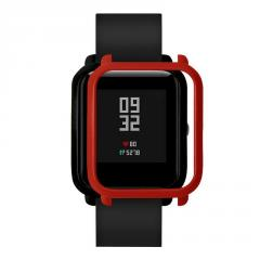 Amazfit Bip Защитный бампер для смарт часов, Red