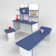 Игровая Больница Большая в детский садик