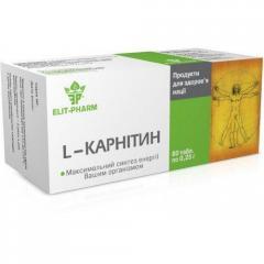 L-карнитин таблетки 0.25г. №80 Детоксикация...