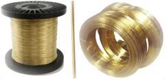 Bronze wire, Wire bronze BROF 6,5-0,4; BROF