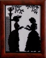 Conversation (miniature)