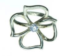 Кольцо серебряное 2101650155 б