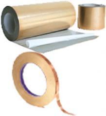 Tape copper, Tape copper M1, M1r, Sq.m, M3, M2r,
