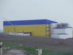 Склади автоматизовані стелажні Черкаси, склади