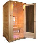 Infrared cabin of PAL (linden)