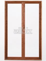 Frames window wooden