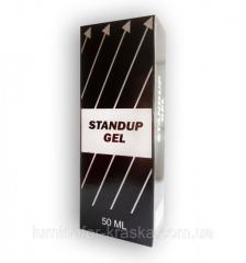 StandUp Gel (СтэндАп Гель) гель для увеличения