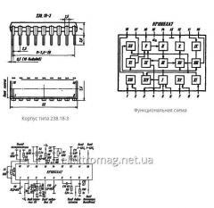 Микросхема КР1005ХА7 — формирователь...