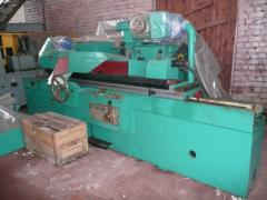 Machine circular grinding fashions. 3U133MV (after a cap. repair)