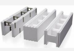 Thermoblocks, polystyrene foam blocks from