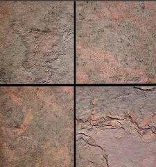 Fornir łuszczony kamienny