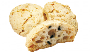 Popelyushk BOM-BIK cookies with chocolate drops