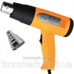 Термофен ZD-509, два режима 250-800W 50-350°С и