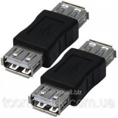 Переходник USB, гнездо А - гнездо А