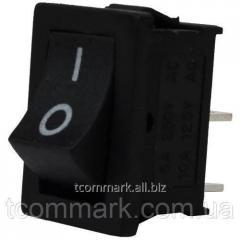 Переключатель MRS-101A ON-OFF, 2-х контактный, 6A,