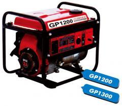 Мобильный бензогенератор GP1200 бензогенерато