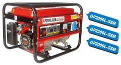 Mobile GP2500L-GEM petrolgenerator Electrical