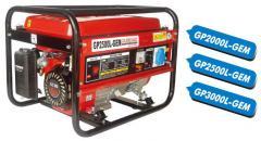 Мобильный бензогенератор GP2500L-GEM