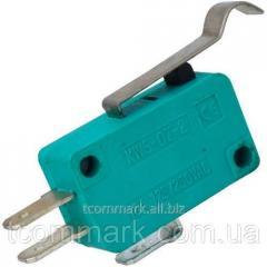 Микропереключатель с лапкой MSW-04 ON-(ON), ...