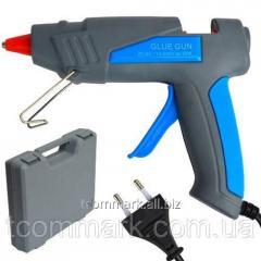 Пистолет клеящий ZD-6CK, под клей 11мм, 25Вт, с