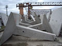 Фундаменты под анкерно-угловые металические опоры