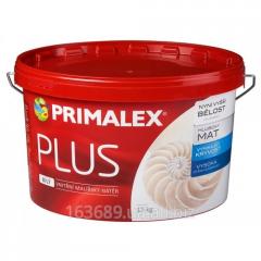 Краски PRIMALEX Plus 15 кг