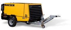 Portable compressor diesel Kaeser