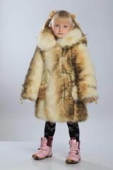 Ring fur coat, fur coat the nursery of the Ring, a