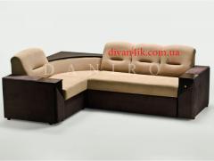 Angular sofa Cairo - an inexpensive angular sofa