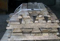 Бронза олов'яна ливарна чушки, Заготовки бронзові