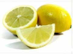 Fragrances natural. Lemon - fragrance natural.
