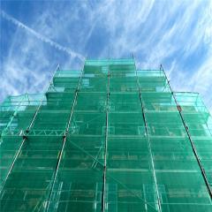 Grid protective facade (weaving diamond)