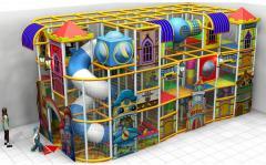 Сетки для лабиринтов и игровых площадок