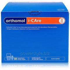 Витамины для защиты имунной системы Ортомол Ай-Кэа