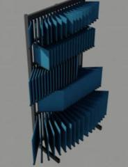 Expozitora for a tile ceramic the ART 6.1-5.