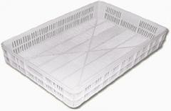 Ventilated crates