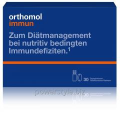 Drugs for increase of immunity
