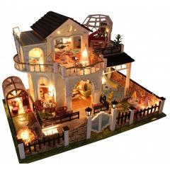 3D Интерьерный конструктор Large Diy Doll House Elixir of Love SKL25-223370