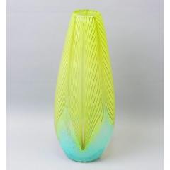 Ваза из цветного стекла SKL11-209361