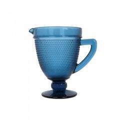 Графин стекло Orleans синий SKL11-223168