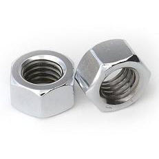 Nuts six-sided GOST 5915, DIN 934 M3-64
