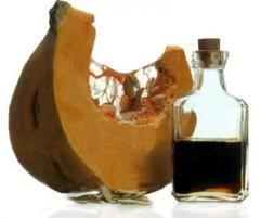 Pumpkin seed oil of cold extraction (Pumpkin oil,