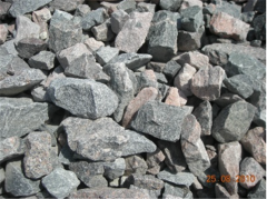 Granite quarrystone, Korostyshev